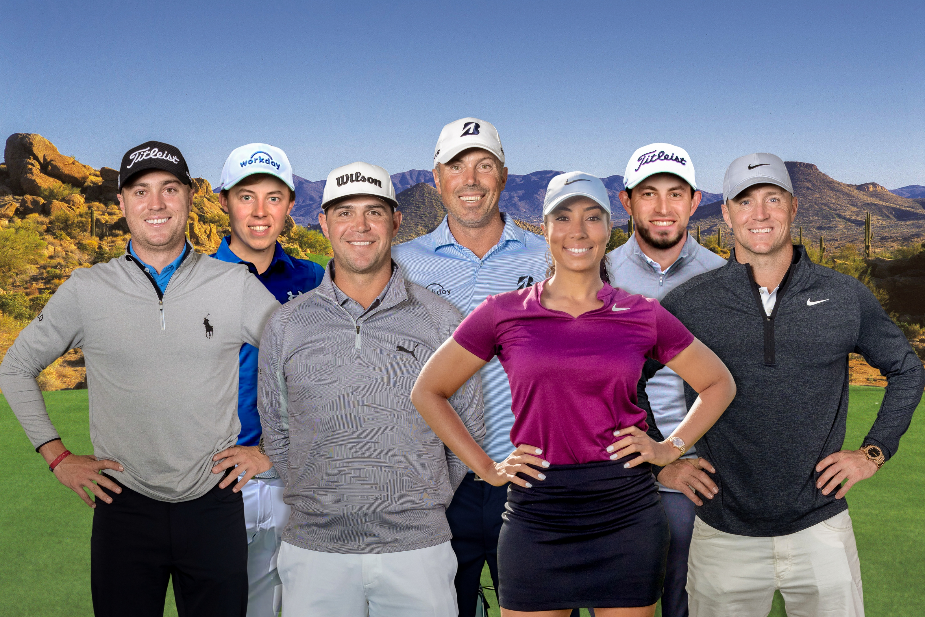 Team Troon on Tour: PGA TOUR Team Troon Players Prepping For The Open Championship