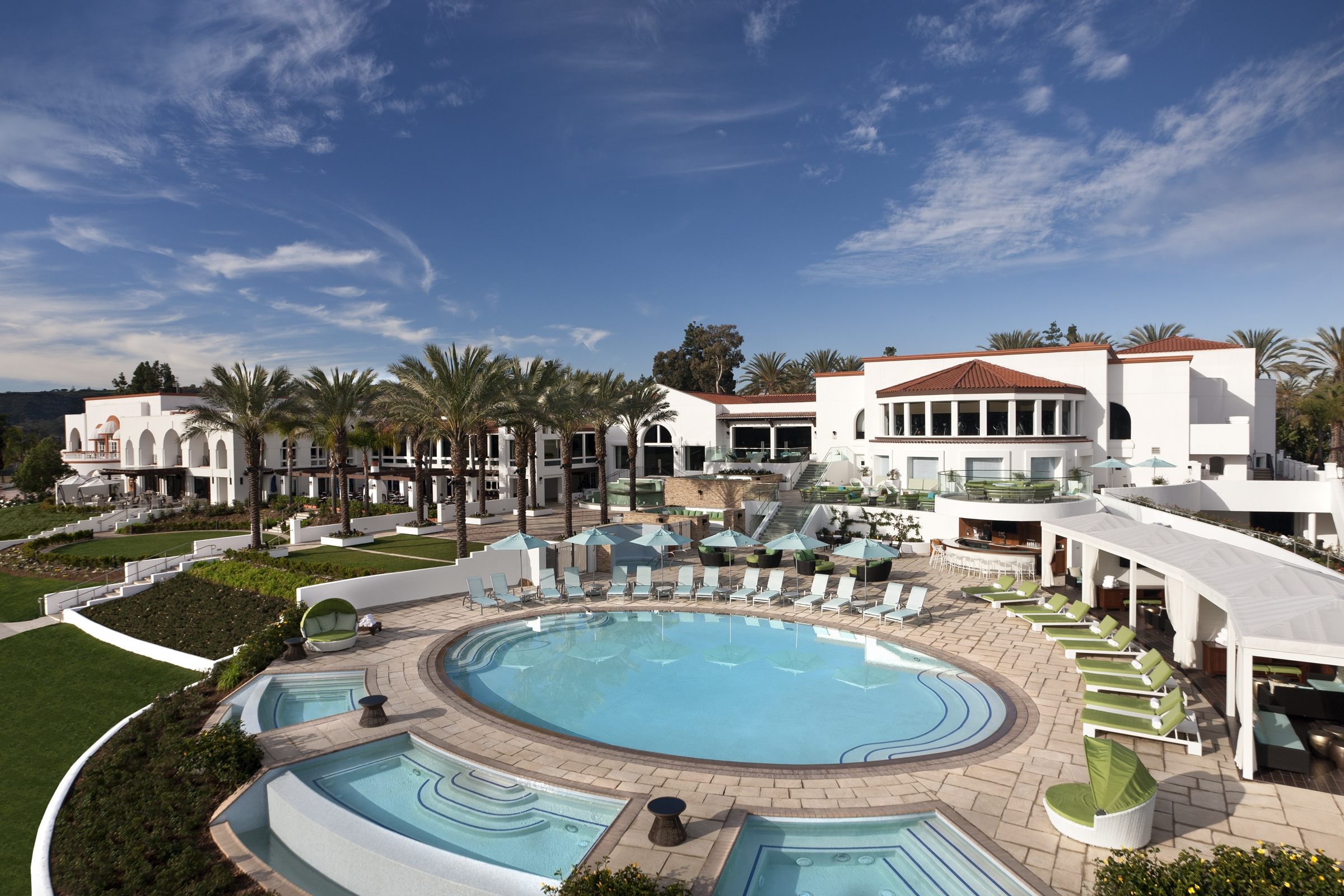 Omni La Costa Tennis and Golf Vacation