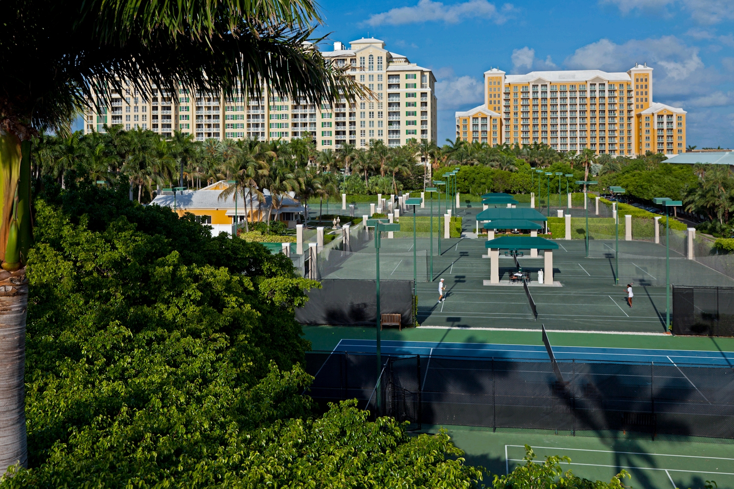 LADIES TENNIS RETREATS: The Ritz-Carlton Key Biscayne