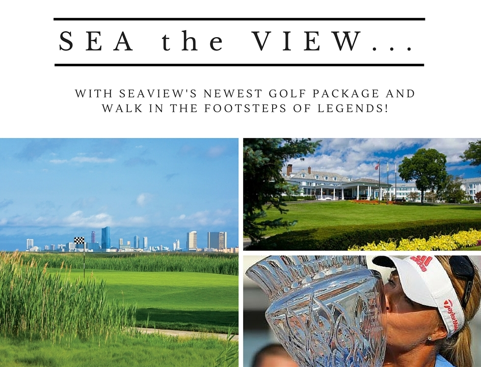World Famous Golf and Accomodations at Seaview Golf Club