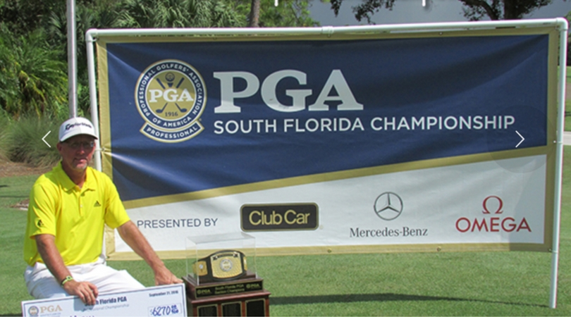 Alan Morin Wins Back to Back SFPGA Professional Championships/Section Championship