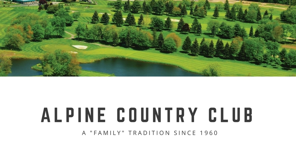 Fall is free with your 2017 Alpine Country Club membership!