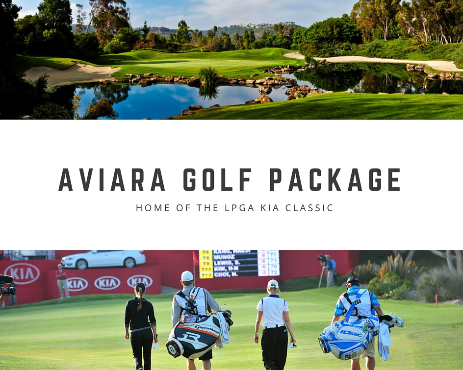 Discover Aviara Golf Club, home of the LPGA Kia Classic