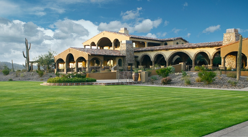 Inside The Clubhouse: Blackstone Country Club at Vistancia