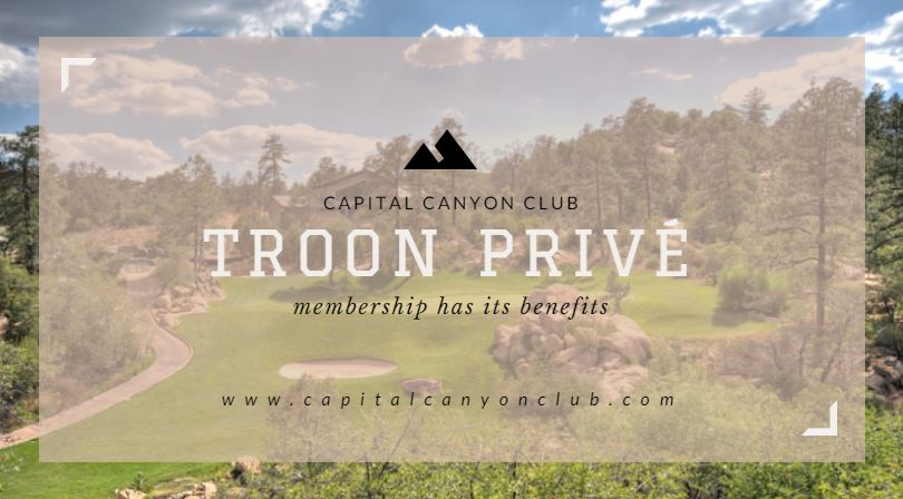 Grand Opening for Capital Canyon Club Set for October 3