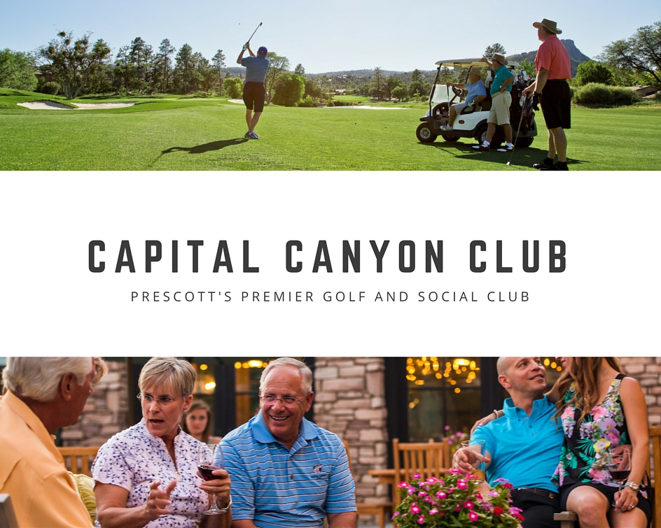 Golf in the Refreshing Mountain Air: Come Experience Capital Canyon Club