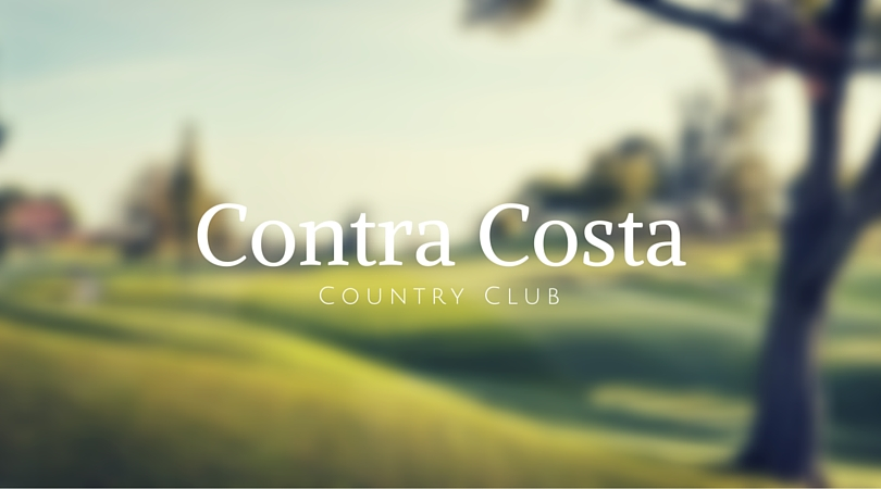 Troon Selected to manage Contra Costa Country Club