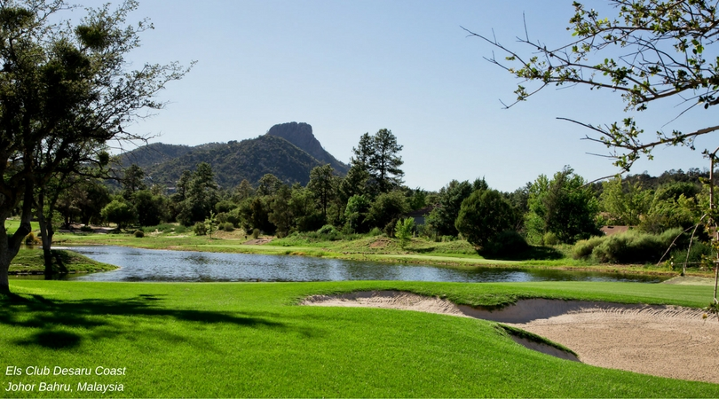 Els Club Desaru Coast: The Ocean Tees Off In Style