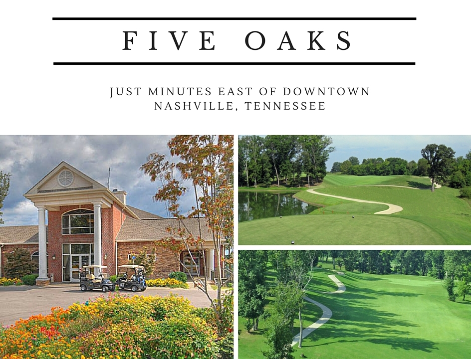 Escape To Five Oaks Golf & Country Club