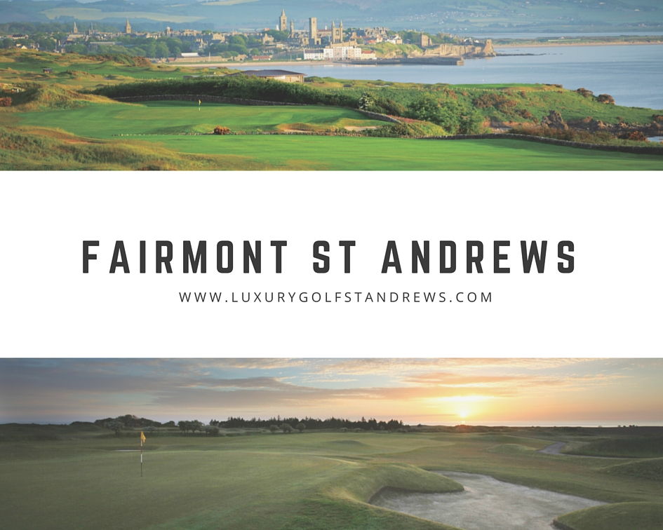 Join Us at Fairmont St Andrews for a Scottish Golfing Holiday Like No Other