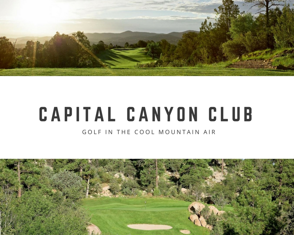 Play Capital Canyon Club for only $75!