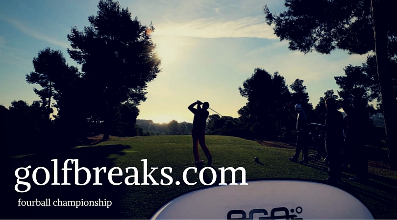 Record Field of 115 Pairs set for Golfbreaks.com Fourball Championship