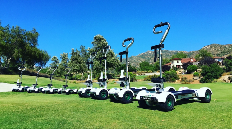 Maderas Doubles Its GolfBoard Fleet in Response to High Demand