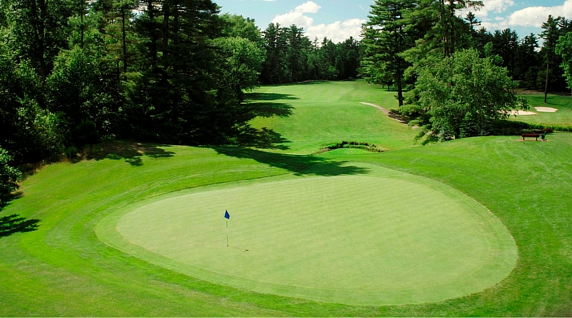 Manchester Country Club Receives AGM Platinum Award