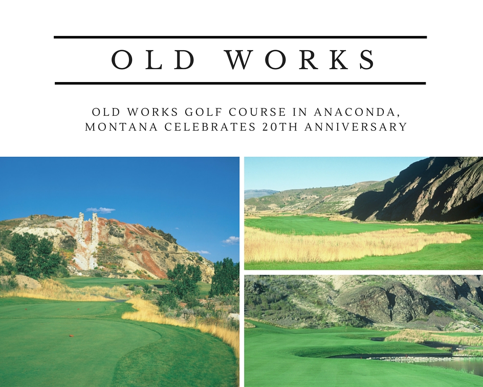 Old Works Golf Course in Anaconda, Montana celebrates 20th anniversary