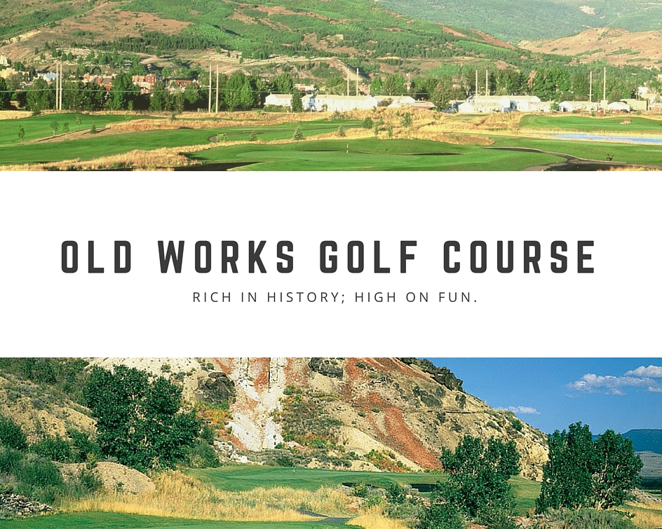 Old Works Golf Course: Smelting Summer Special