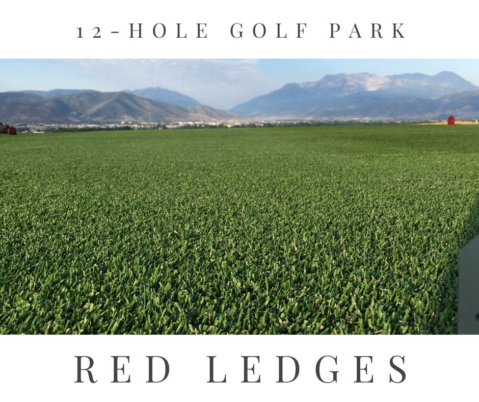 Red Ledges Starts Construction on a new Jack Nicklaus Signature 12-hole Golf Park
