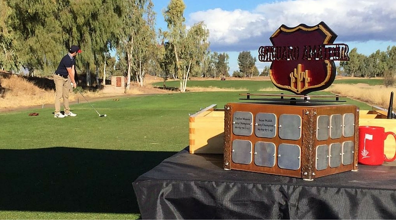 Artac's Double 68s Lead Strong Saguaro Amateur