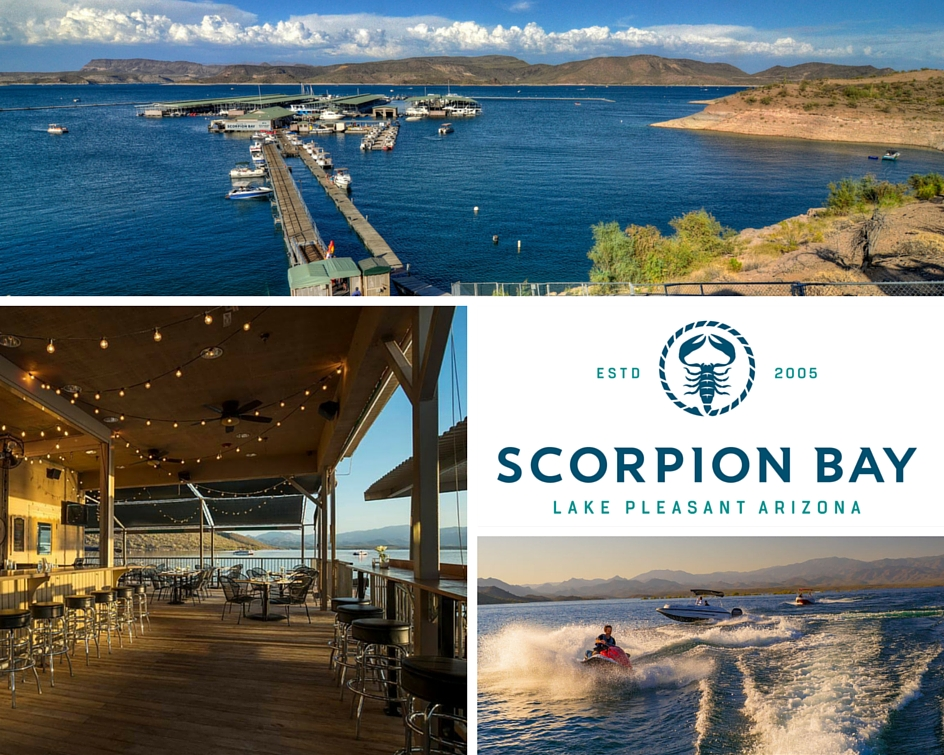 Cool Off This Summer at Scorpion Bay Marina & Grill