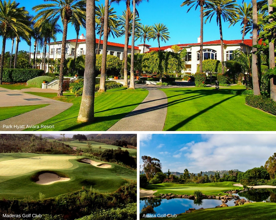 Troon Golf Vacations: San Diego Special