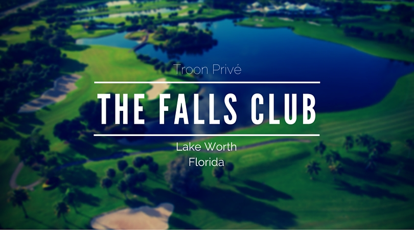 Troon Selected to Manage The Falls Club