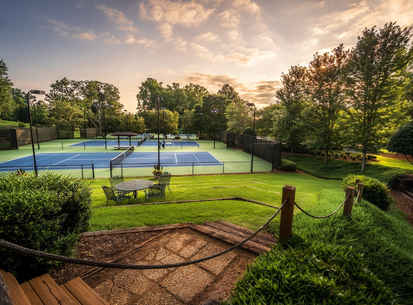 CLIFF DRYSDALE TENNIS SELECTED TO MANAGE OPERATIONS  AT CHÂTEAU ÉLAN RACQUET CLUB