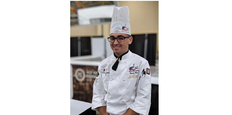 WESTCHESTER HILLS GOLF CLUB CHEF DAN HESS PLACES SECOND IN NATIONAL CULINARY COMPETITION