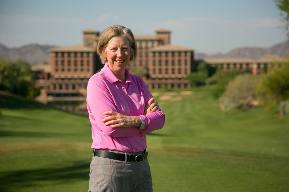 Road Less Traveled: Kierland's Dickens breaks down man-made barriers of golf industry