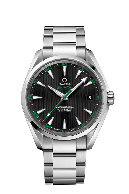 The Loop: Seamaster Aqua Terra Golf Watch