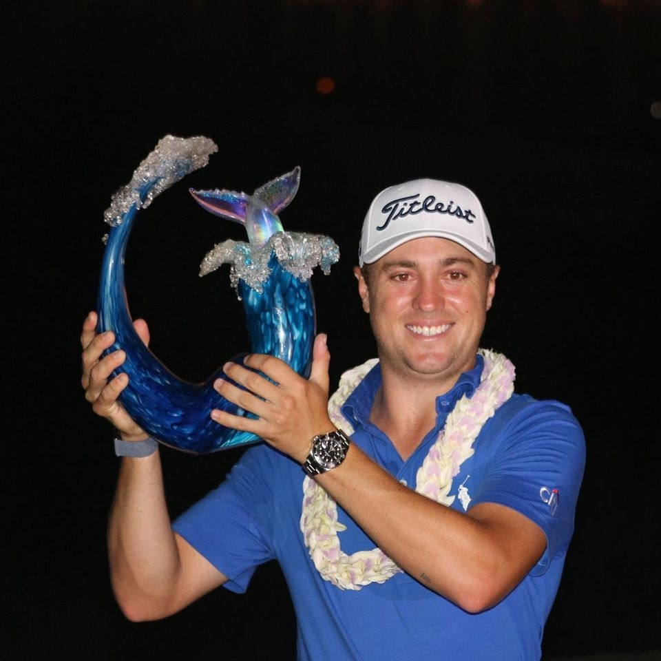 TROON CONGRATULATES TEAM TROON AMBASSADOR JUSTIN THOMAS ON VICTORY AT KAPALUA