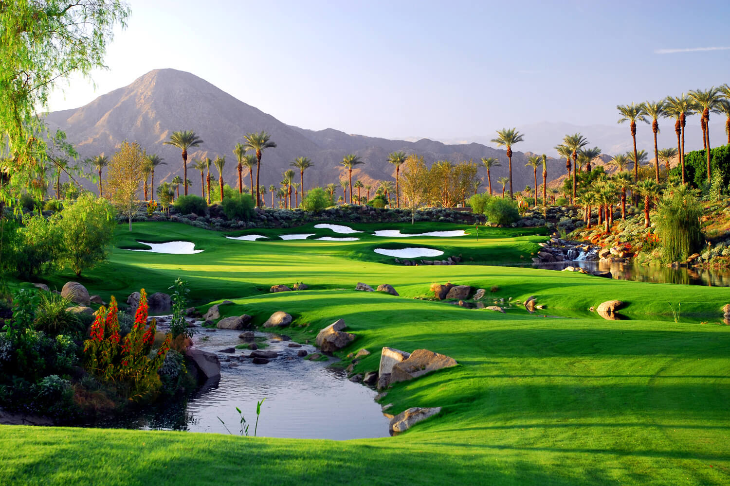 Featured Course: Indian Wells Golf Resort