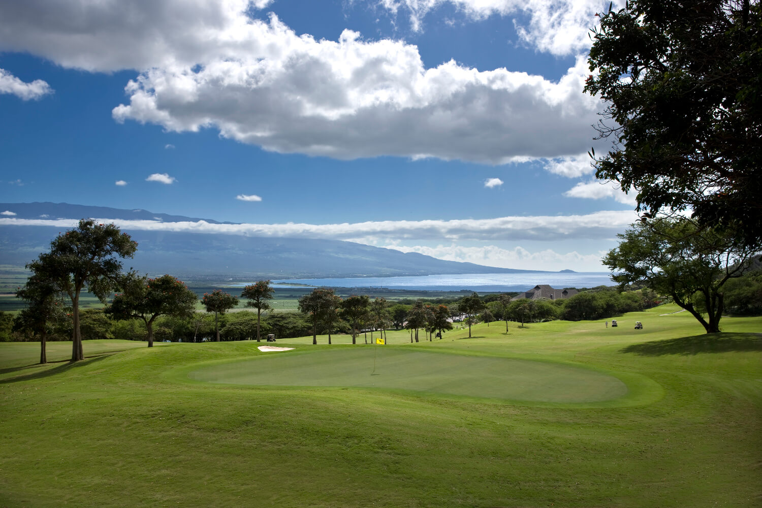 Kahili Golf Course - Wailuku, Maui, HI