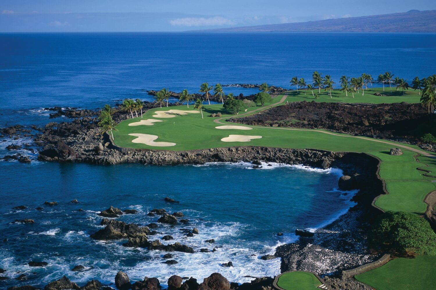 TROON SELECTED TO MANAGE MAUNA LANI GOLF ON HAWAII ISLAND