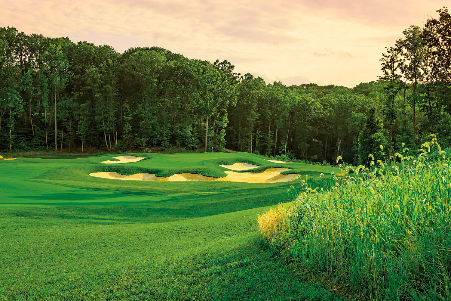 Major Upgrades Planned For Potomac Shores Golf Club