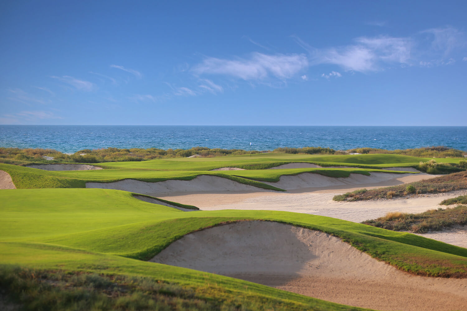 The Inaugural Abu Dhabi Amateur Championship Will Take Place at Saadiyat Beach Golf Club
