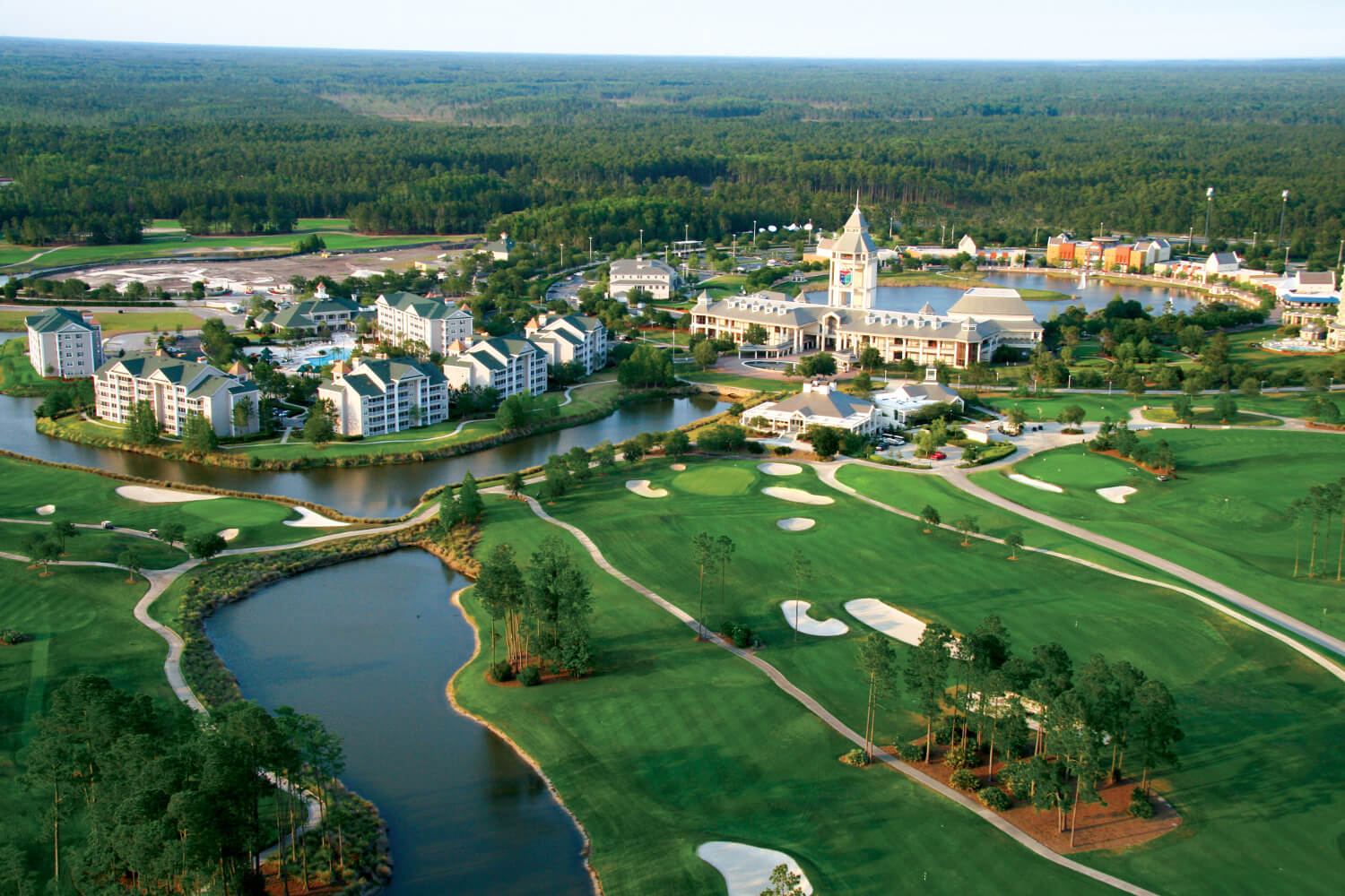 World Golf Village Introduces Summer Golf Packages