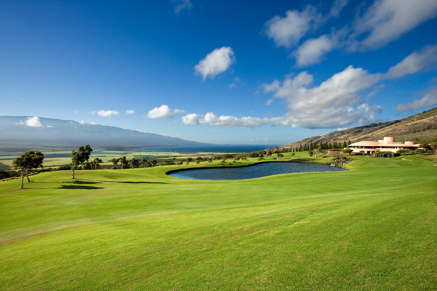 The King Kamehameha Golf Club - Wailuku, Maui, HI