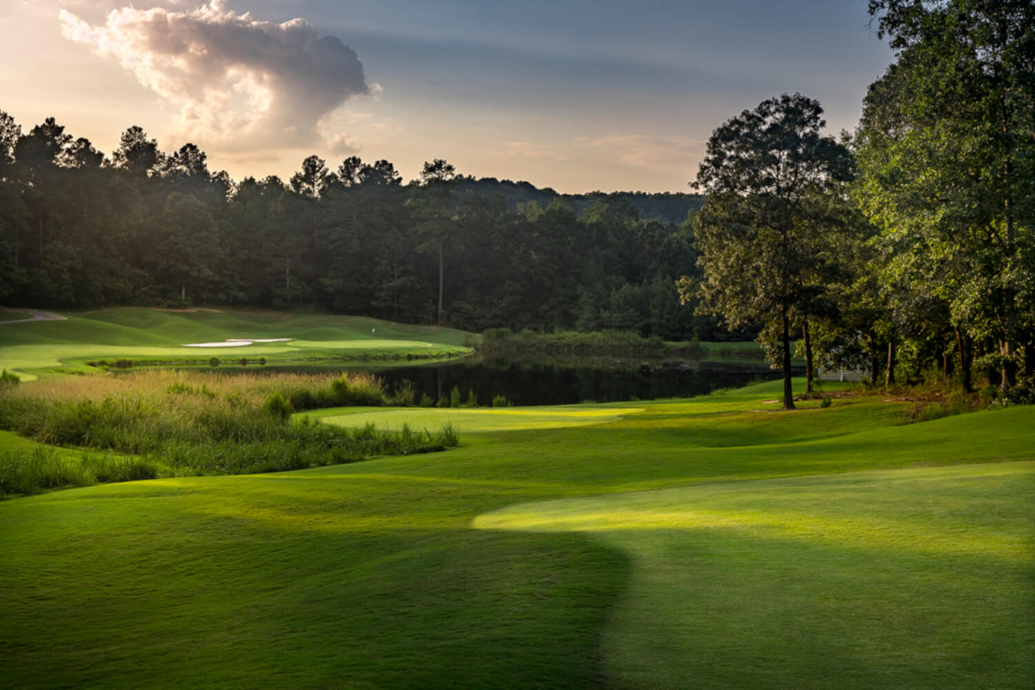 TROON SELECTED TO MANAGE CHÂTEAU ÉLAN GOLF CLUB  IN BRASELTON, GEORGIA