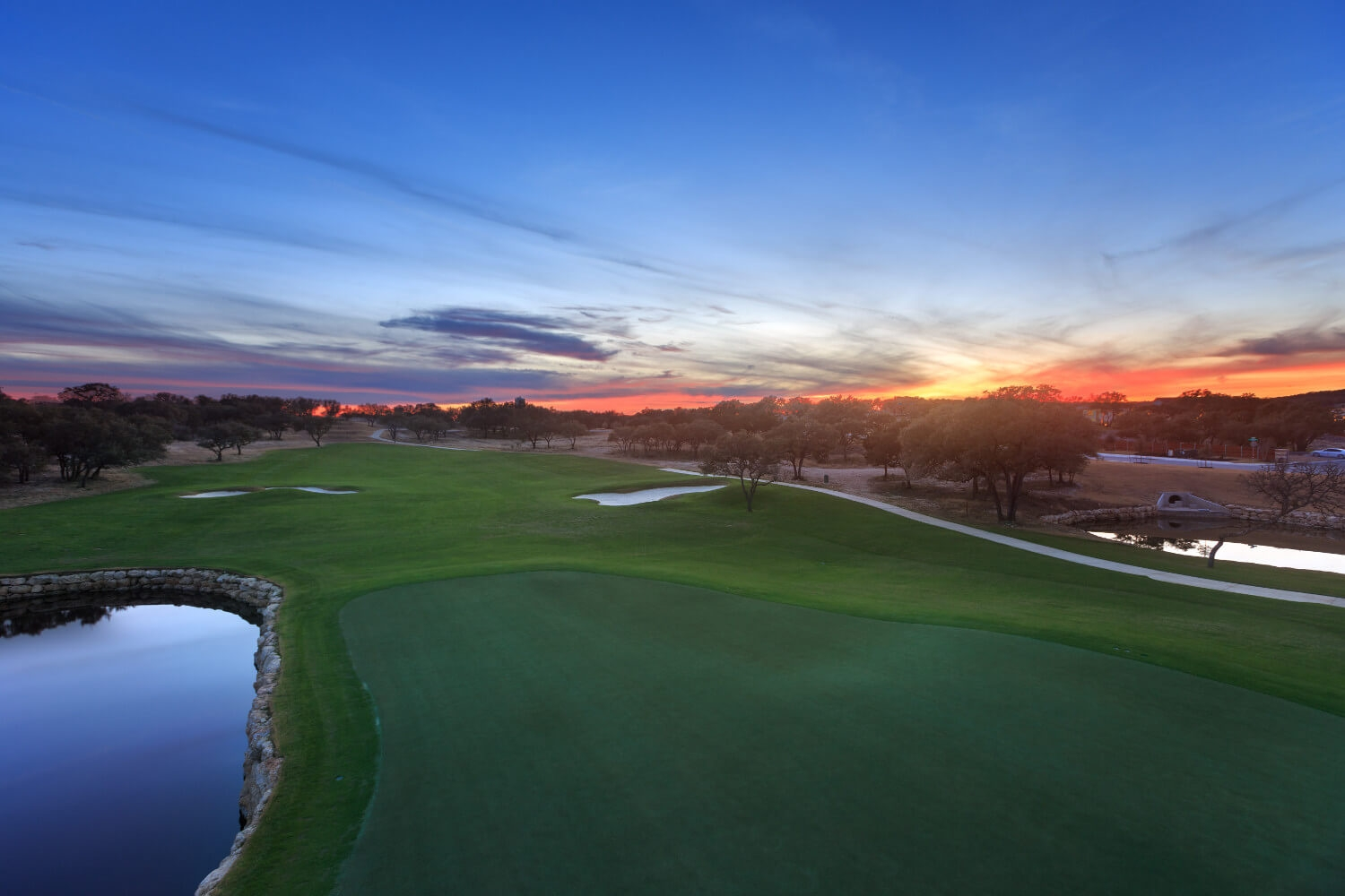 TROON GOLF-MANAGED KISSING TREE GOLF CLUB OPENS IN SAN MARCOS, TEXAS