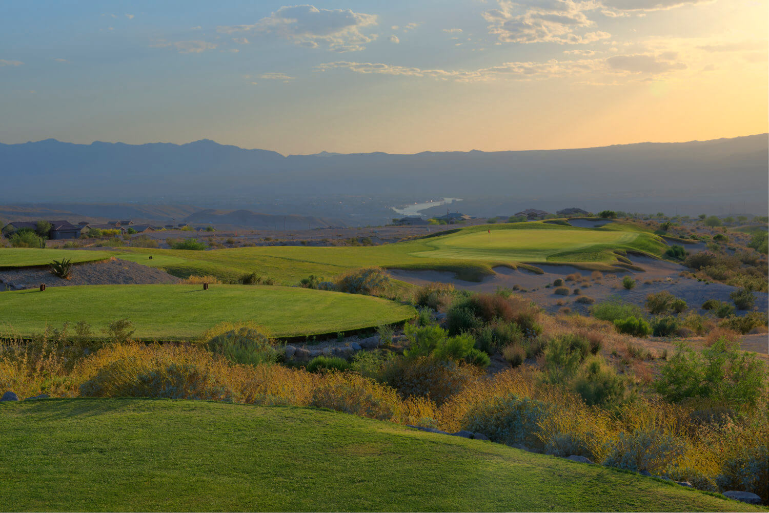 "LAUGHLIN RANCH GOLF CLUB NAMED AMONG  ""BEST GOLF COURSES YOU CAN PLAY IN ARIZONA"" BY GOLFWEEK"