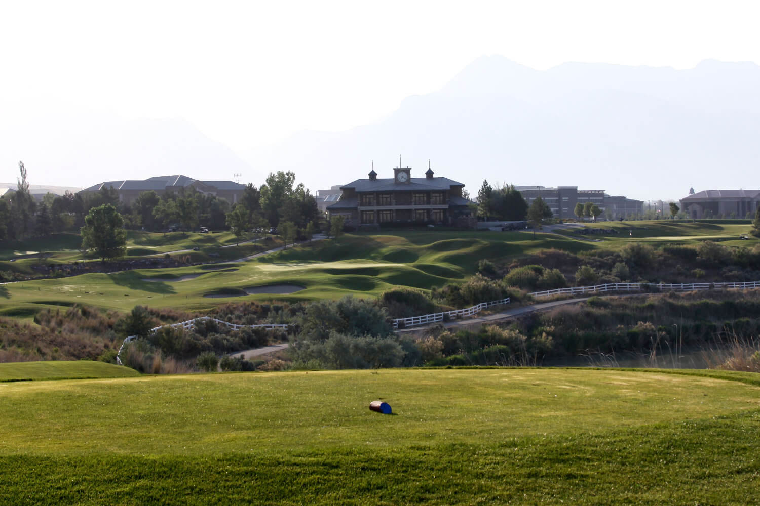 Thanksgiving Point Golf Club in Midst Of Enhancement Project, Utah Troon Card Announced