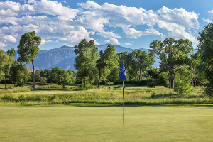 The Powder Horn Golf Club Sheridan, Wyoming