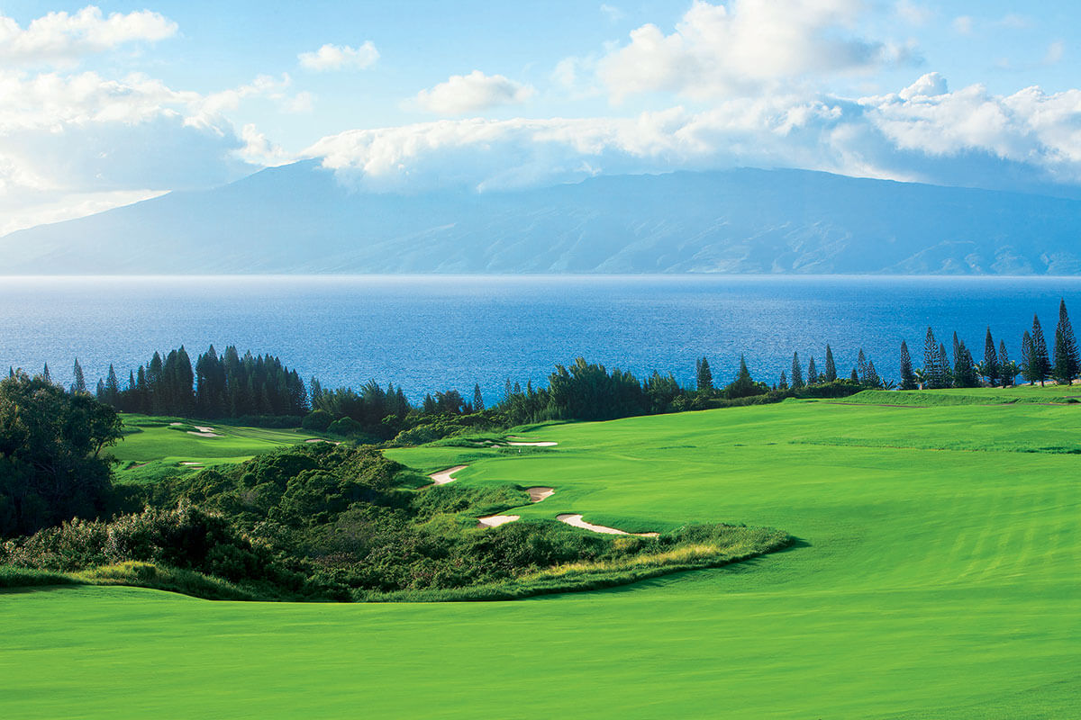 Kapalua Golf To Begin Plantation Course Enhancement Project On February 11th