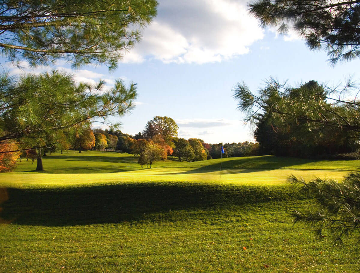 Knollwood Country Club, New York
