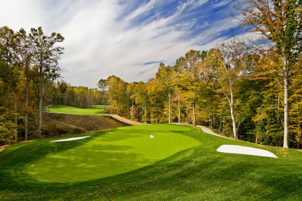 TROON SELECTED TO MANAGE LAKE PRESIDENTIAL GOLF CLUB IN  UPPER MARLBORO, MARYLAND