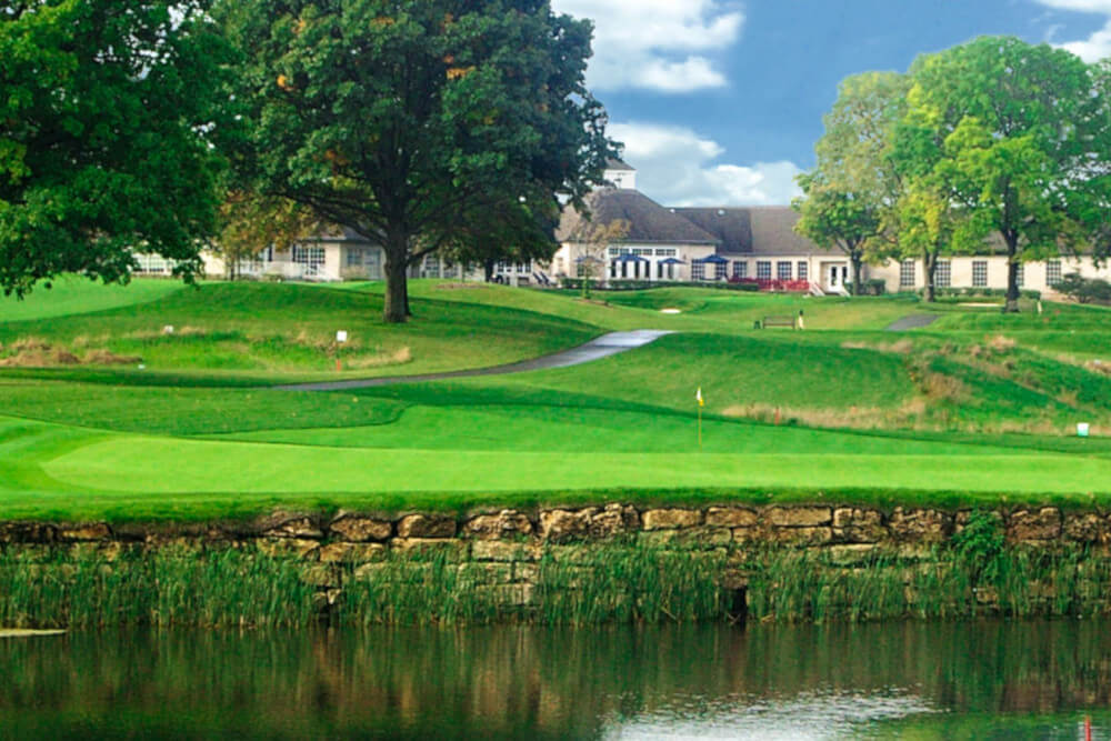 "NAPERVILLE COUNTRY CLUB EMBRACES ""GOLF FOR LIFE"" CULTURE THROUGH JUNIOR GOLF DEVELOPMENT AND ADULT PROGRAMS"