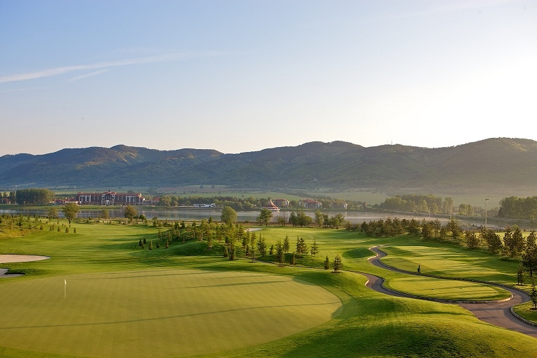 TROON INTERNATIONAL APPOINTED BY PRAVETS GOLF CLUB, BULGARIA