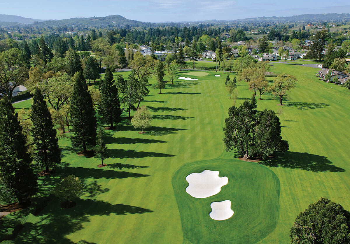 Silverado Resort To Host Napa Open