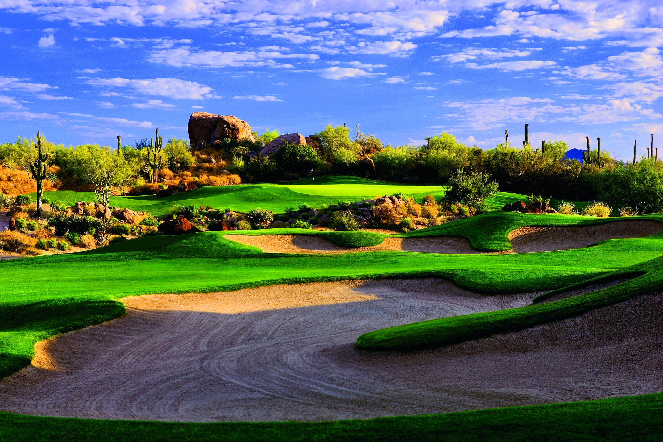 TROON NORTH GOLF CLUB'S PINNACLE COURSE TO REOPEN  OCTOBER 5th FOLLOWING FOUR-MONTH ENHANCEMENT PROJ