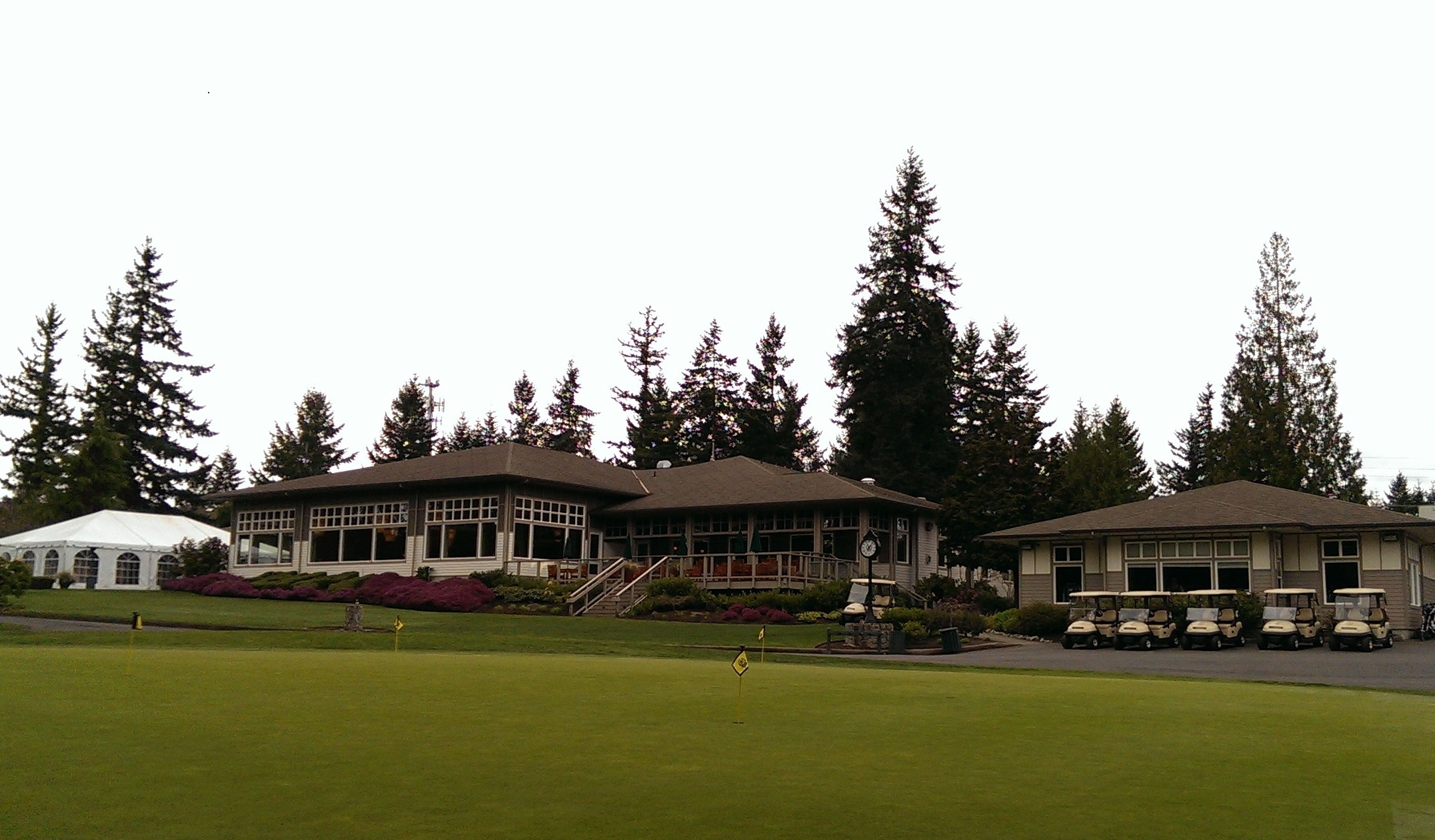 TROON SELECTED TO MANAGE FAIRWOOD GOLF & COUNTRY CLUB IN RENTON, WASHINGTON